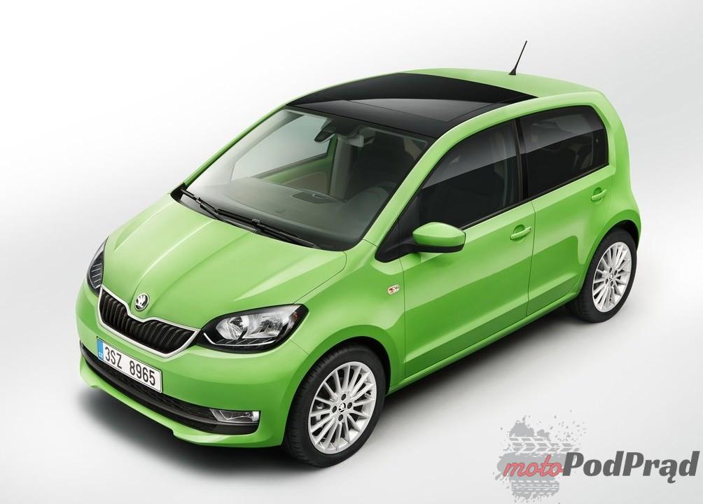 Skoda Citigo 2017 1024 02 Top 10: najtańsze nowe samochody osobowe w Polsce