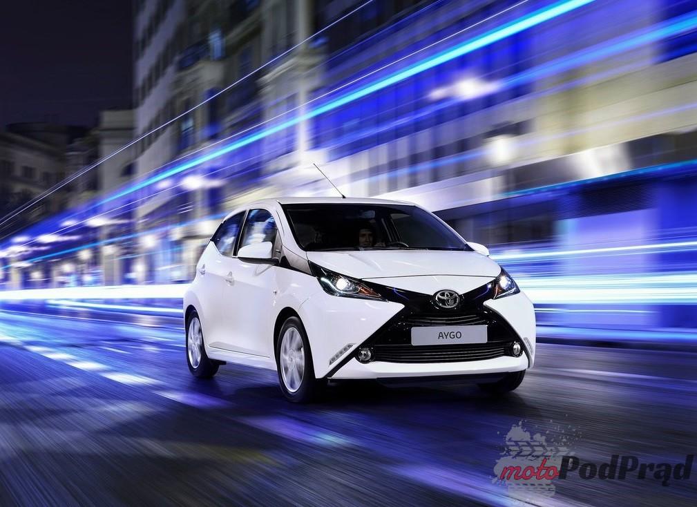 Toyota Aygo 2015 1024 04 Top 10: najtańsze nowe samochody osobowe w Polsce