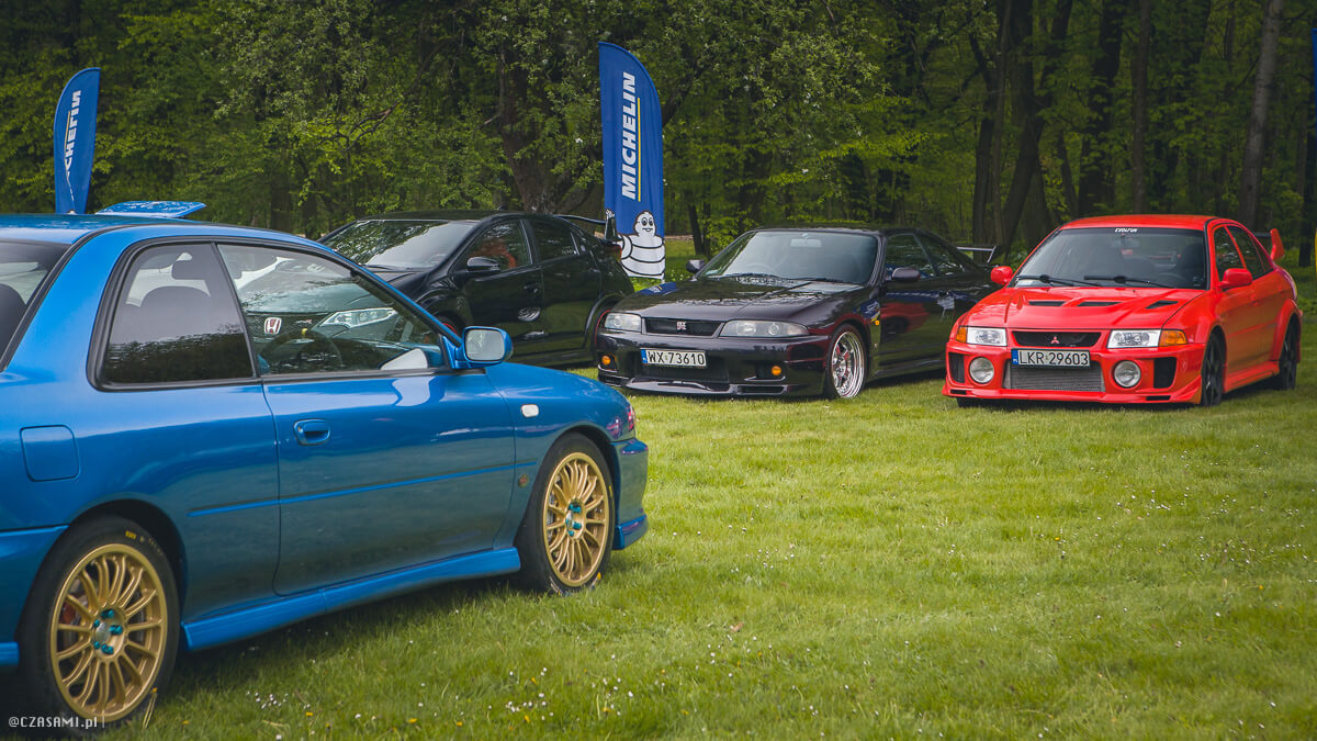 cars and coffee poland rozalin 2017 4 1 Otwarcie sezonu Cars & Coffee Poland   Pałac Rozalin