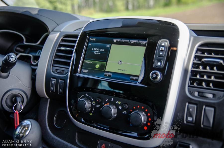 traffic 22 Test: Renault Trafic 1.6 dCi 145 Grand Passenger – WIELKIE zaskoczenie