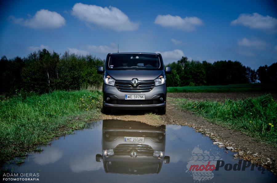 traffic 3 Test: Renault Trafic 1.6 dCi 145 Grand Passenger – WIELKIE zaskoczenie