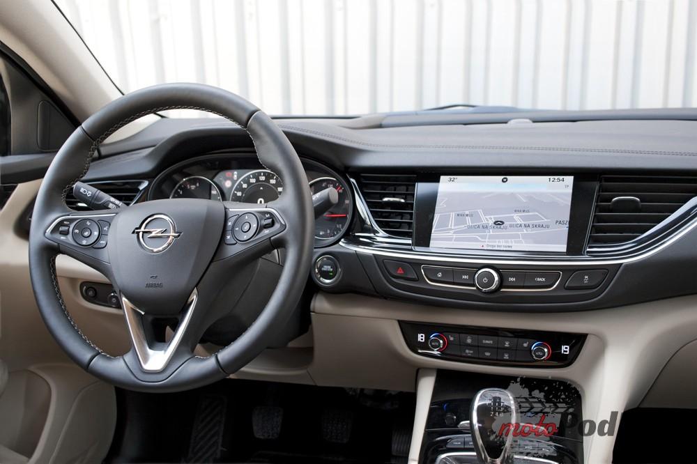 5 Test: Nowy Opel Insignia Grand Sport