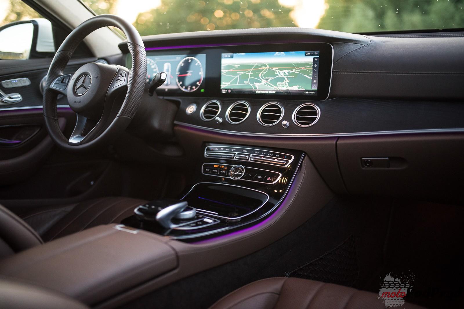 DSC 5956 Test:  Mercedes Benz E All Terrain   diabeł tkwi w szczegółach