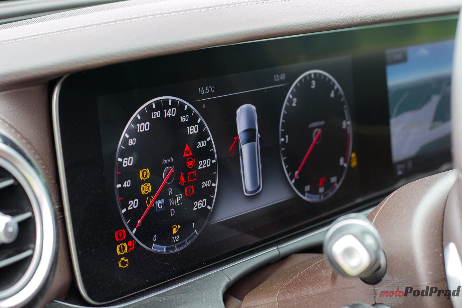DSC 9657 Test:  Mercedes Benz E All Terrain   diabeł tkwi w szczegółach