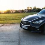 Infiniti Q50 24 150x150 Test: Infiniti Q50 S Hybrid   nie tylko Europa