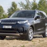 Land Rover Discovery Przod 1 150x150 Relacja: AutoTest 2017. Nowości, emocje i wiatr we włosach.