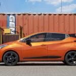 Nissan Micra 2017 profil 1 150x150 Relacja: AutoTest 2017. Nowości, emocje i wiatr we włosach.