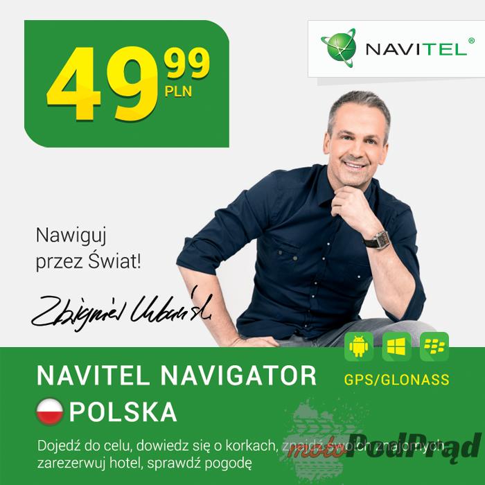 PolandVoucher 01 Do celu z nawigacją Navitel   konkurs