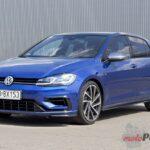 VW Golf R przod 1 150x150 Relacja: AutoTest 2017. Nowości, emocje i wiatr we włosach.