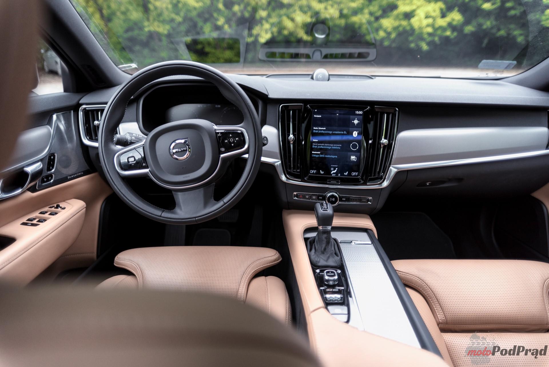 Volvo V90 Cross Country 18 Test: Volvo V90 Cross Country   na szczudłach