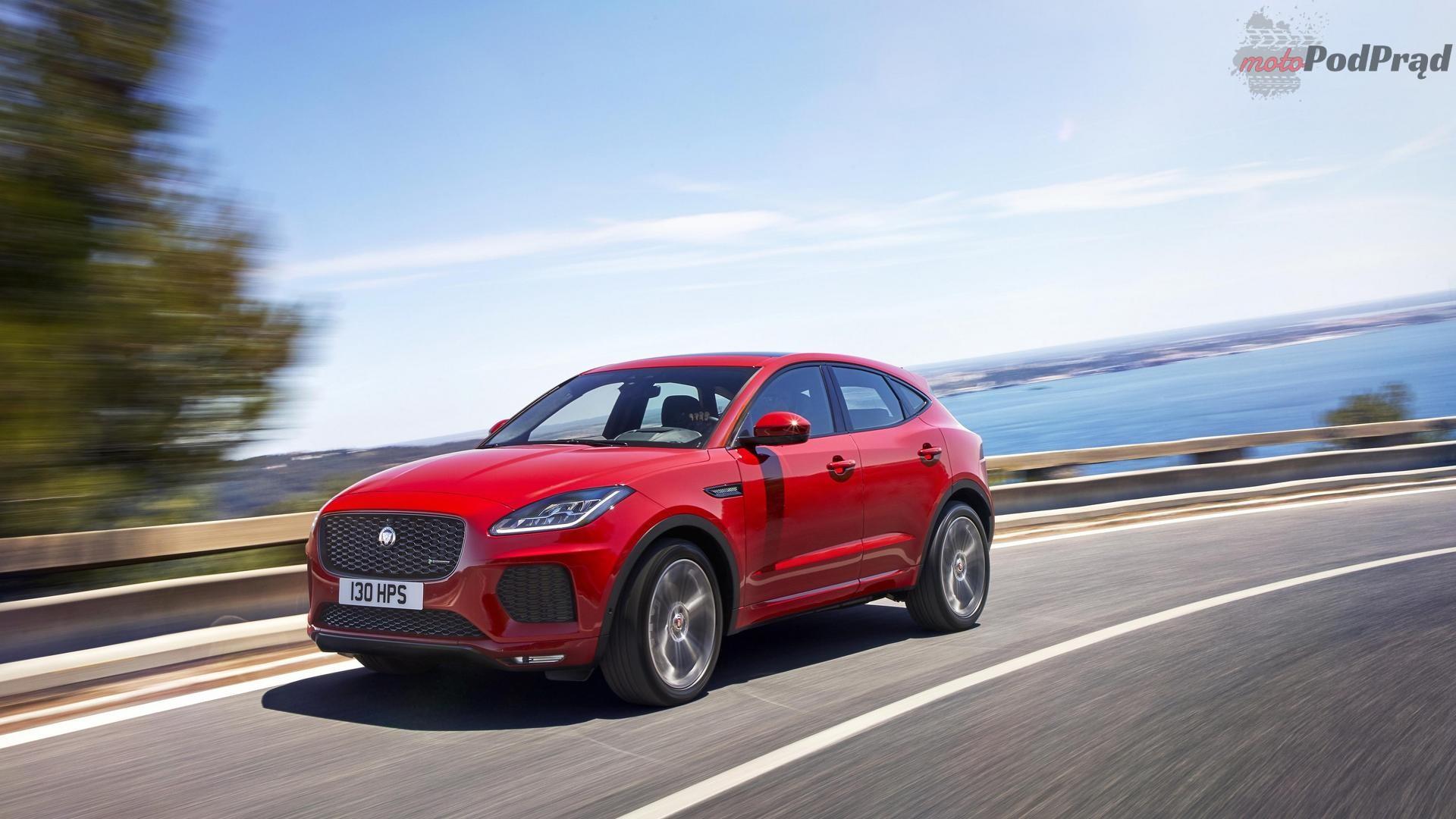 2018 jaguar e pace 1 Jaguar E Pace   nowy bestseller?