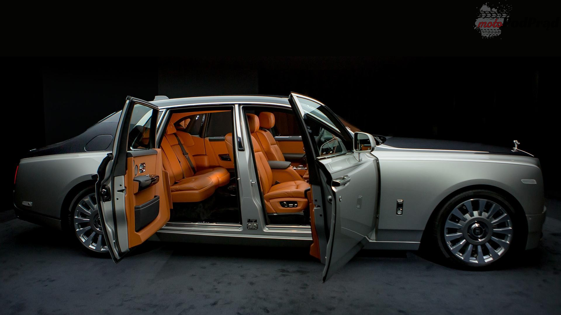 2018 rolls royce phantom 1 Rolls Royce Phantom: czysta dominacja