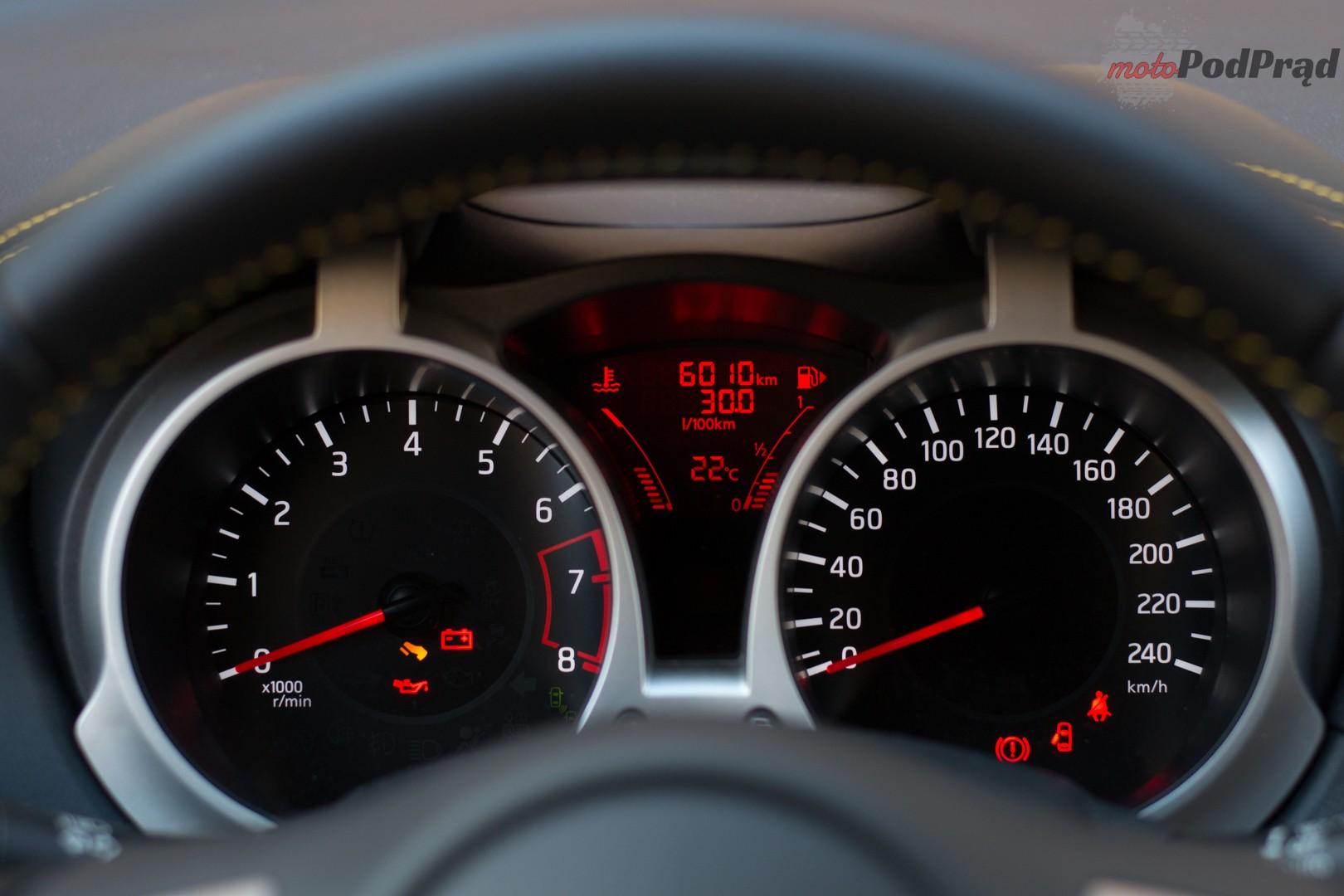 DSC 9730 Test:  Nissan Juke 1.2 DIG T Tekna   w tym szaleństwie jest metoda