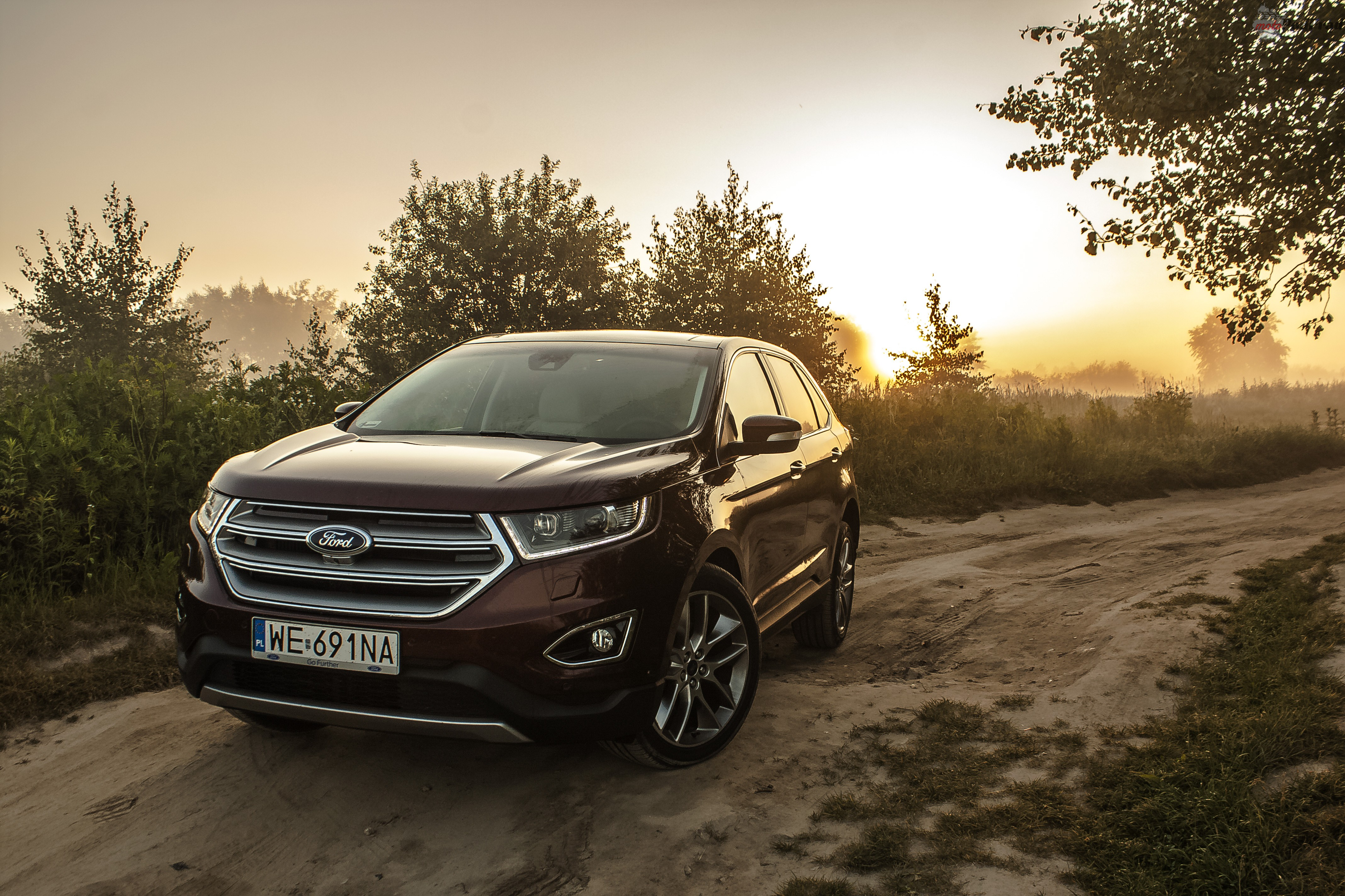 Ford Edge 2 Test: Ford Edge 2.0 TDCi   jazda na krawędzi