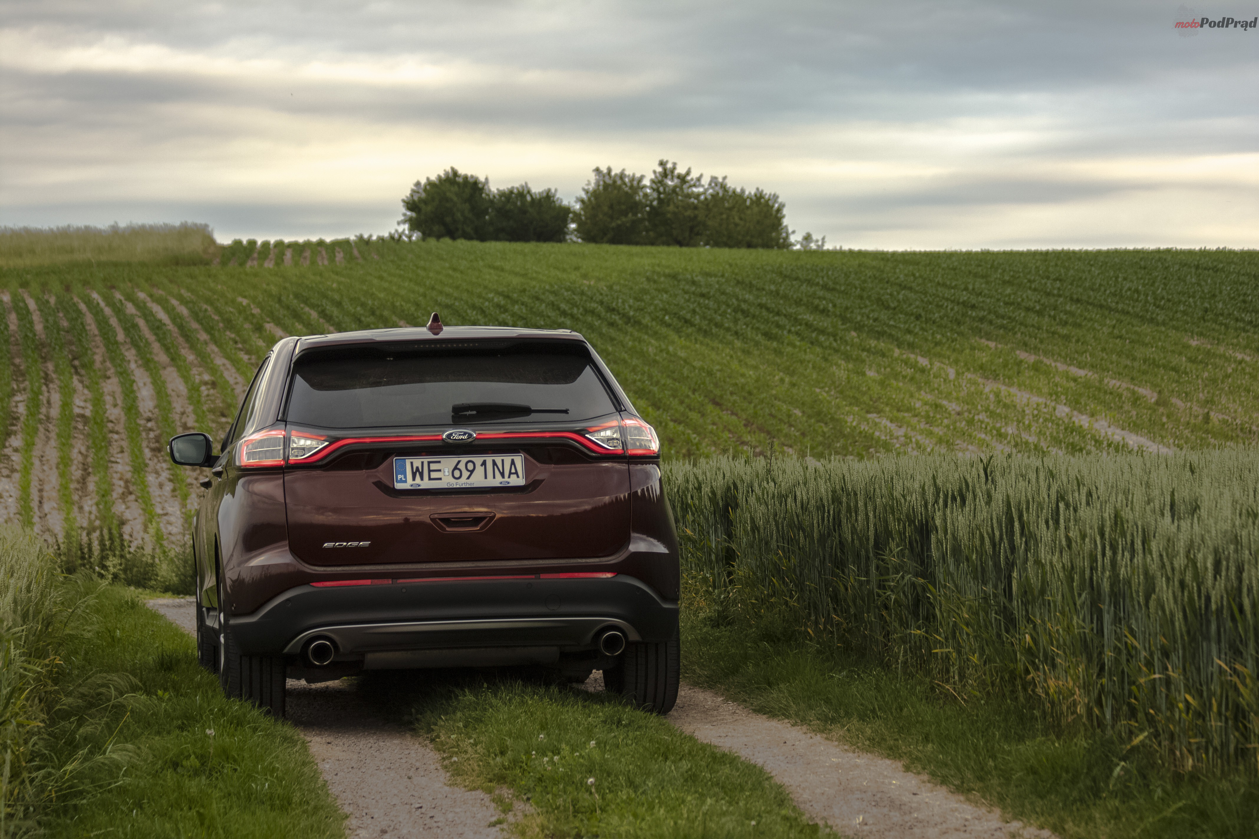 Ford Edge 7 Test: Ford Edge 2.0 TDCi   jazda na krawędzi