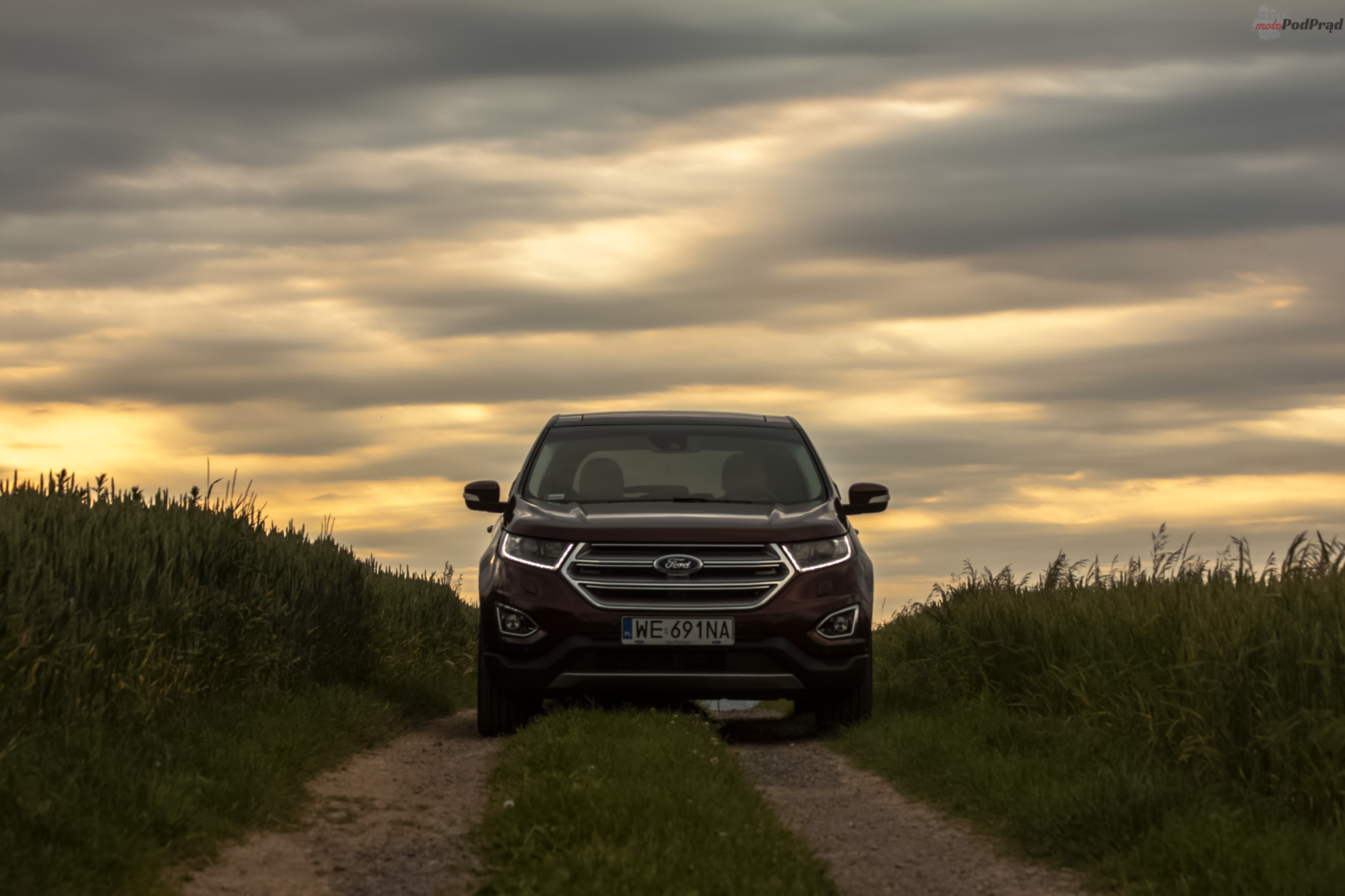 Ford Edge 8 Test: Ford Edge 2.0 TDCi   jazda na krawędzi