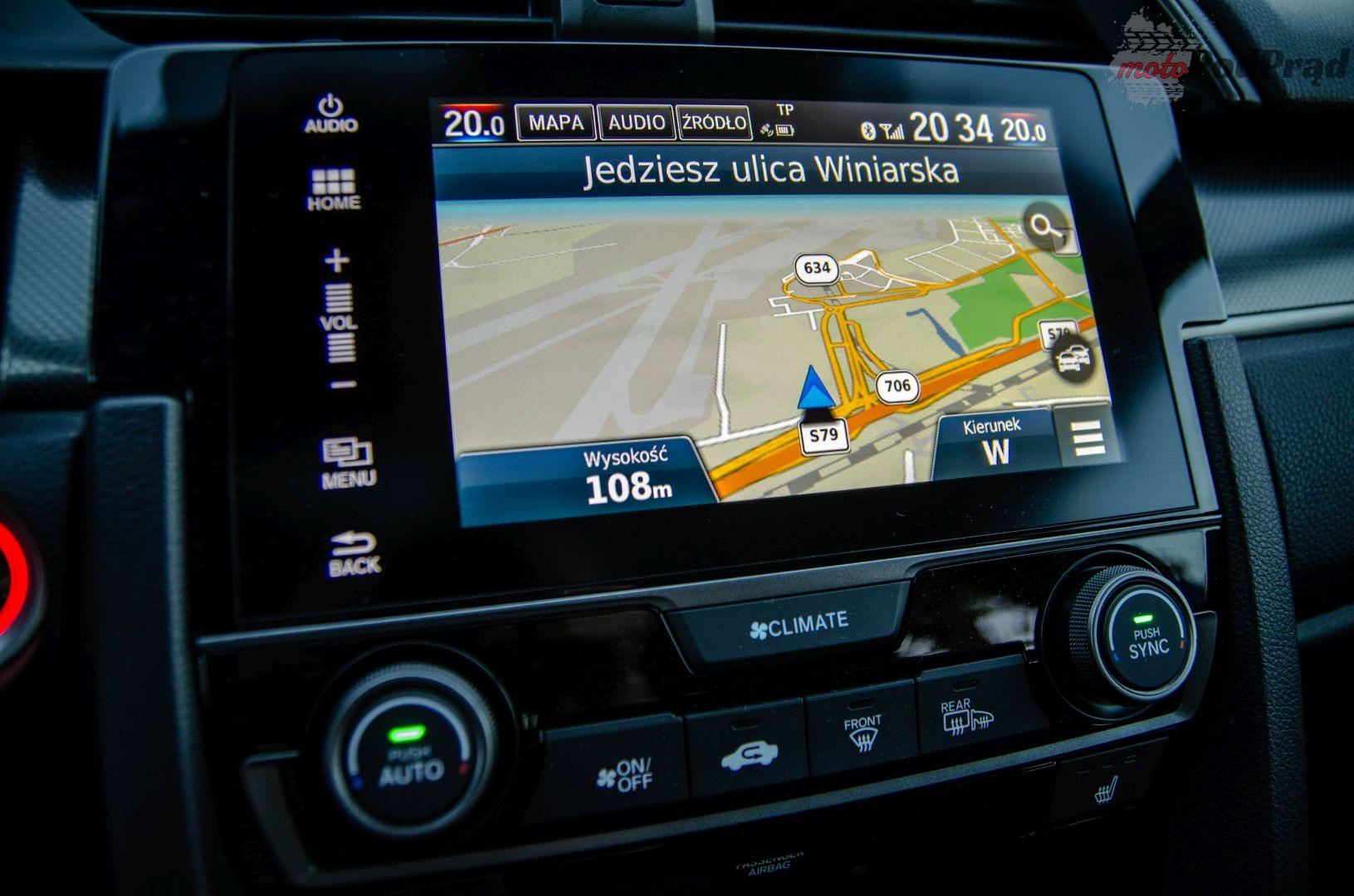 Honda Civic 1 14 Test: Honda Civic X 1.5 VTEC Turbo CVT 5D – stara miłość nie rdzewieje?