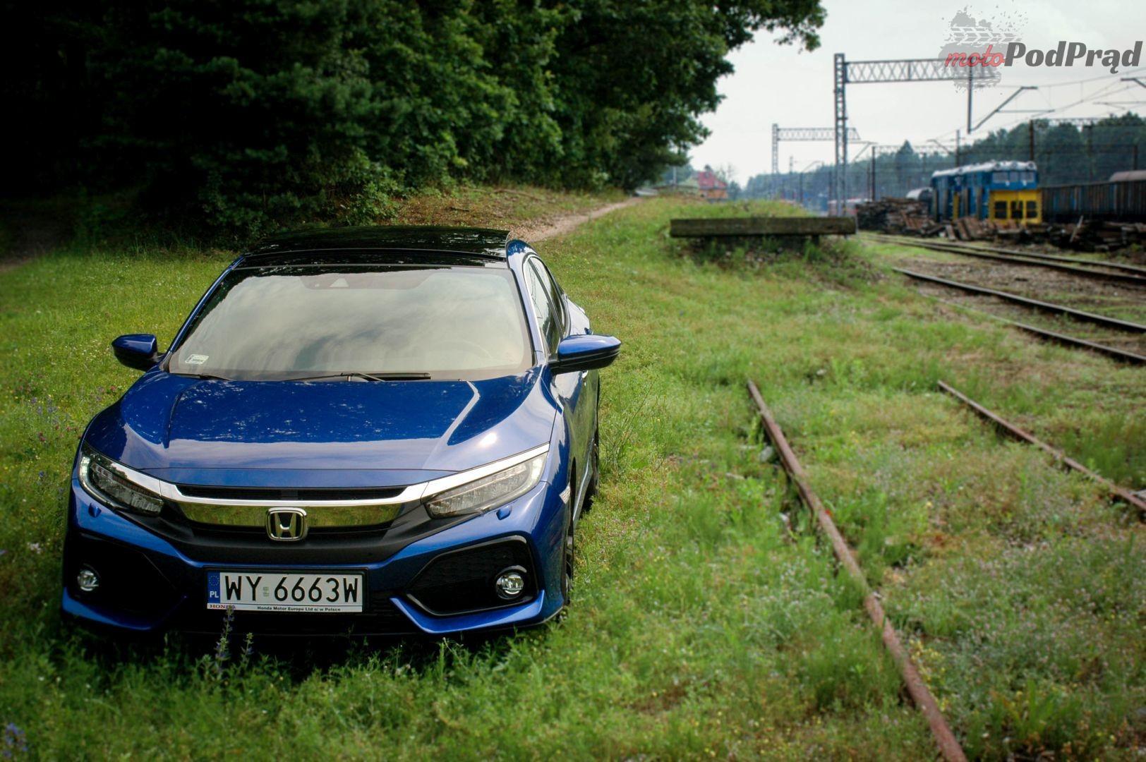 Honda Civic 1 19 Test: Honda Civic X 1.5 VTEC Turbo CVT 5D – stara miłość nie rdzewieje?