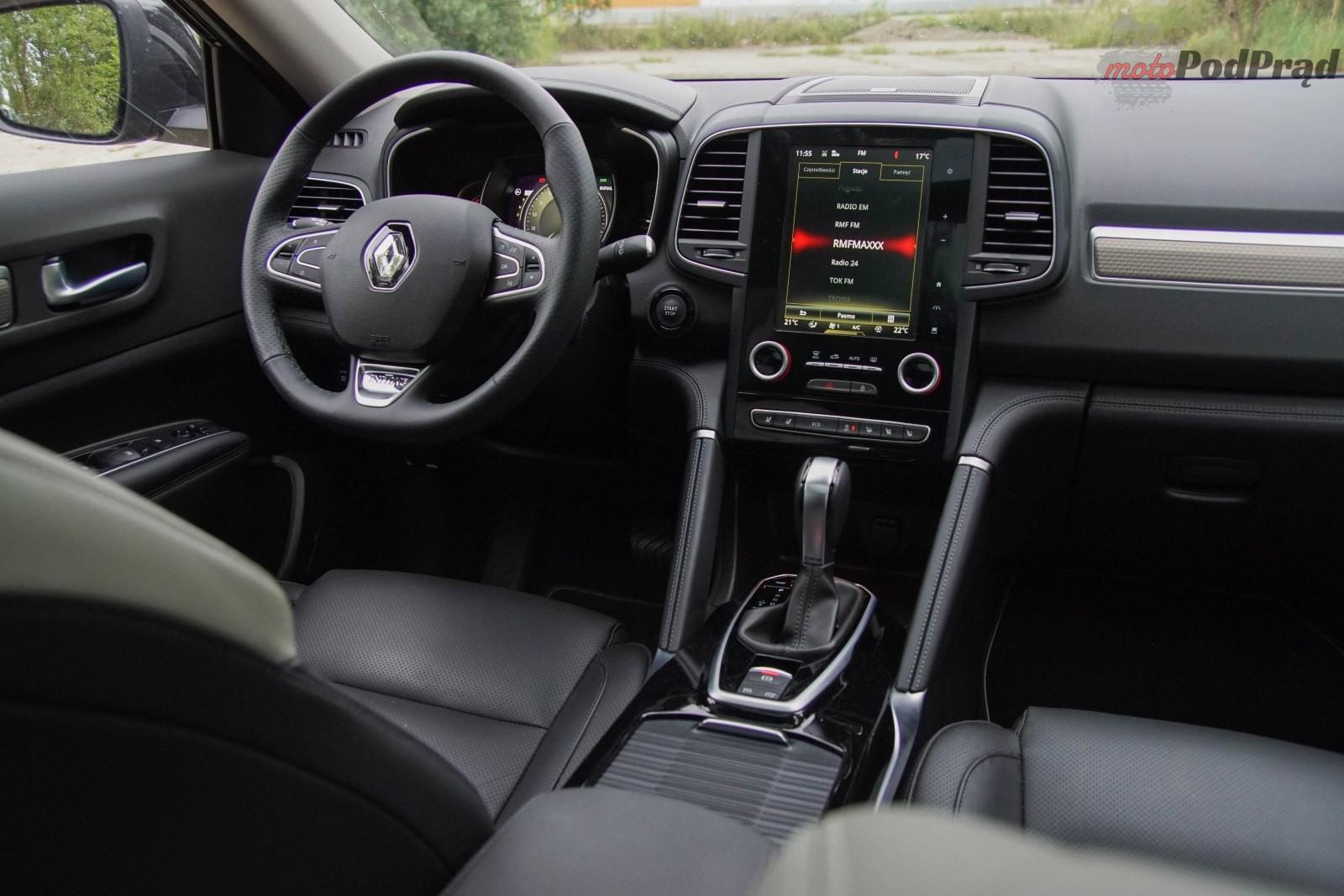 Renault Koleos 10 Test: Renault Koleos 2.0 177 KM 4x4   ku dobremu