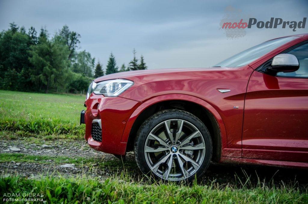 bmw x4 14 1024x678 Minitest: BMW X4 M40i   SUV z osiągami mocarnego hot hatcha