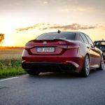 fest 120 150x150 Minitest: Alfa Romeo Giulia Quadrifoglio   ożesz k....