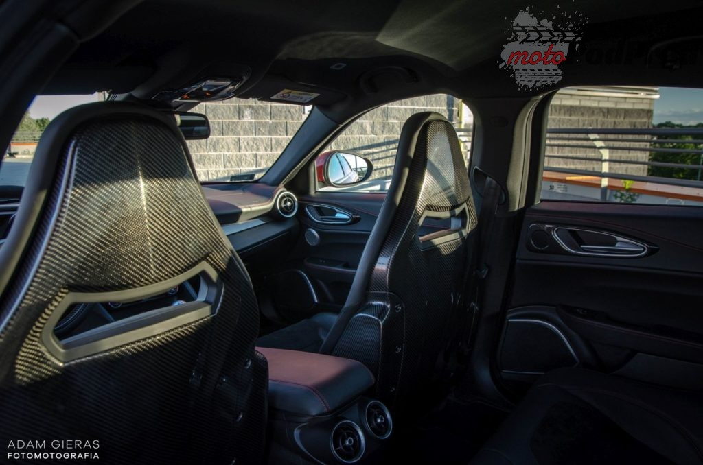 fest 77 1024x678 Test: Alfa Romeo Giulia Quadrifoglio   ożesz k....