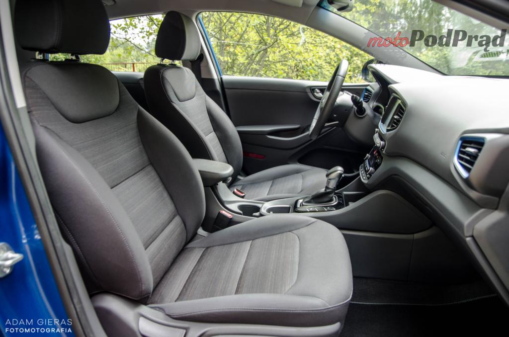 hyundai ioniq 17 1024x678 Test: Hyundai Ioniq Hybrid Premium   im dalej w las tym fajniej!