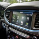 hyundai ioniq 19 150x150 Test: Hyundai Ioniq Hybrid Premium   im dalej w las tym fajniej!