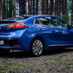 hyundai ioniq 22 150x150 Test: Hyundai Ioniq Hybrid Premium   im dalej w las tym fajniej!