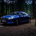 hyundai ioniq 23 150x150 Test: Hyundai Ioniq Hybrid Premium   im dalej w las tym fajniej!