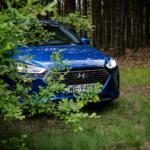 hyundai ioniq 26 150x150 Test: Hyundai Ioniq Hybrid Premium   im dalej w las tym fajniej!