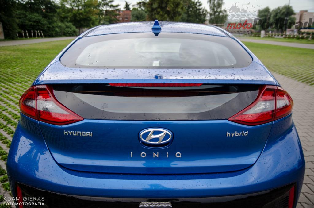 hyundai ioniq 5 1024x678 Test: Hyundai Ioniq Hybrid Premium   im dalej w las tym fajniej!