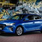 hyundai ioniq 7 150x150 Test: Hyundai Ioniq Hybrid Premium   im dalej w las tym fajniej!