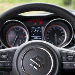 suzuki swift kierownica 150x150 Test: Suzuki Swift 1.2 DualJet SHVS