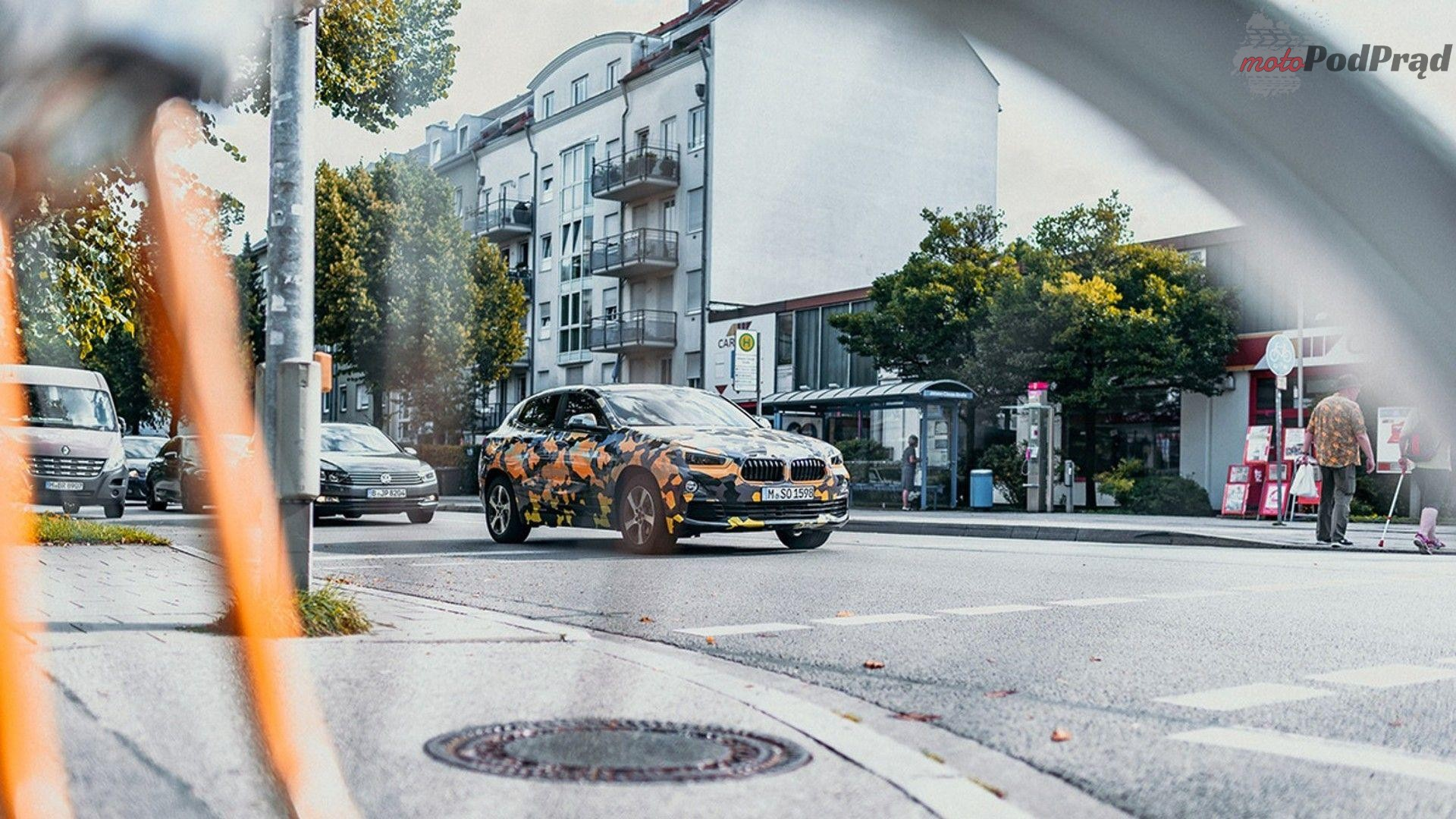 2018 bmw x2 official preview 1 Siódmy SUV z Bawarii: BMW X2