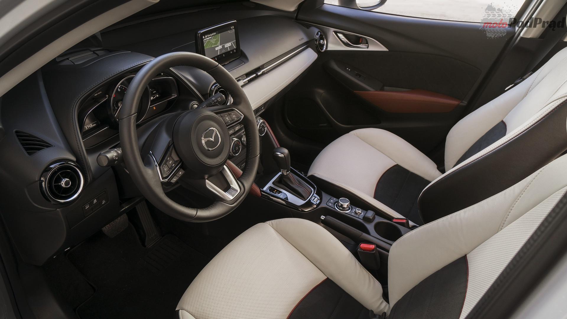 2018 mazda cx 3 Mazda CX 3 z poprawkami na 2018 rok