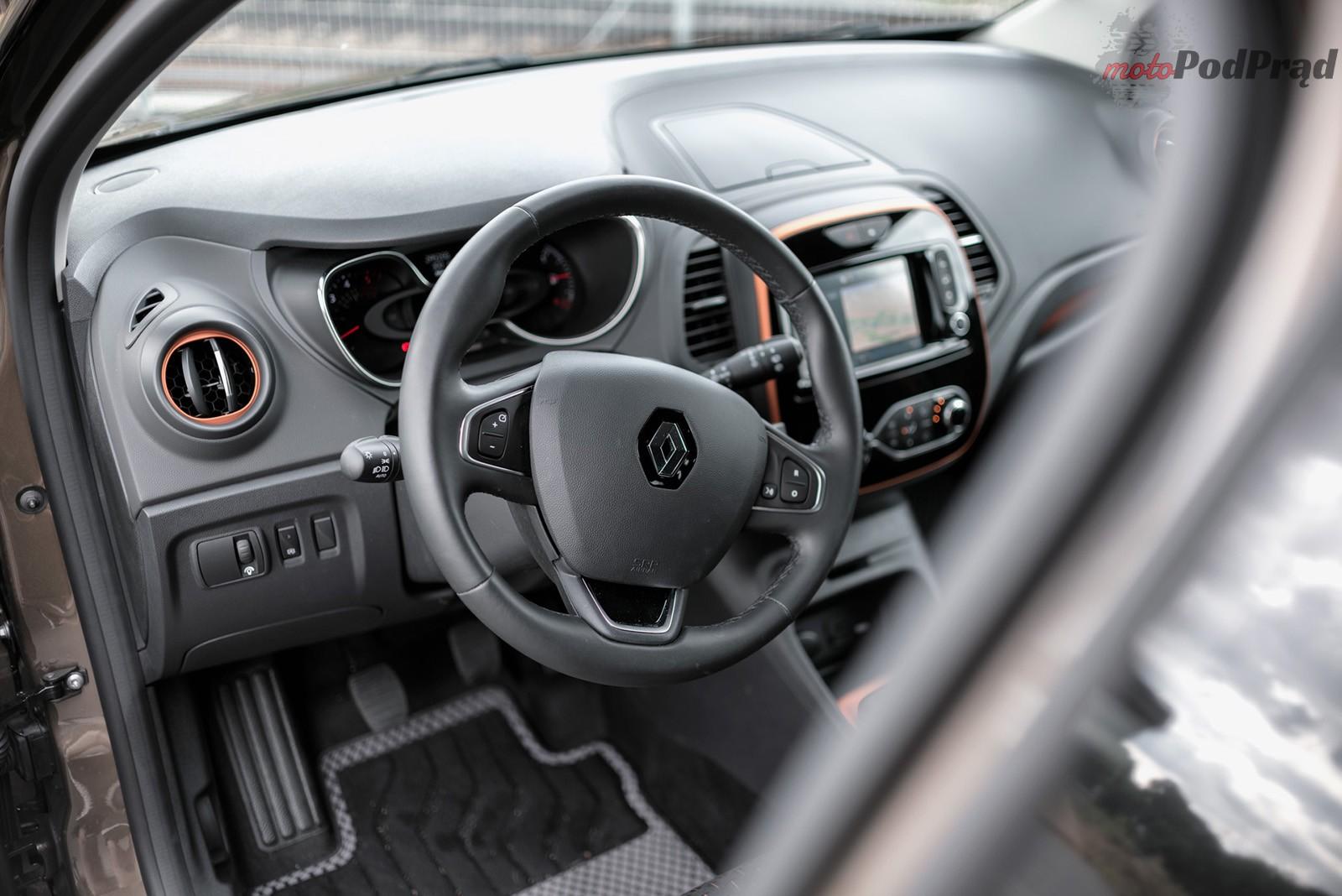 Renault Captur 20 Test: Renault Captur 1.5 dCi 110 KM   Clio inaczej