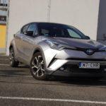 Toyota C hr 1 150x150 Test: Toyota C HR Hybrid   tanio i nowocześnie