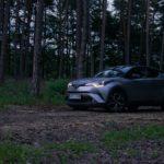 Toyota C hr 16 150x150 Test: Toyota C HR Hybrid   tanio i nowocześnie