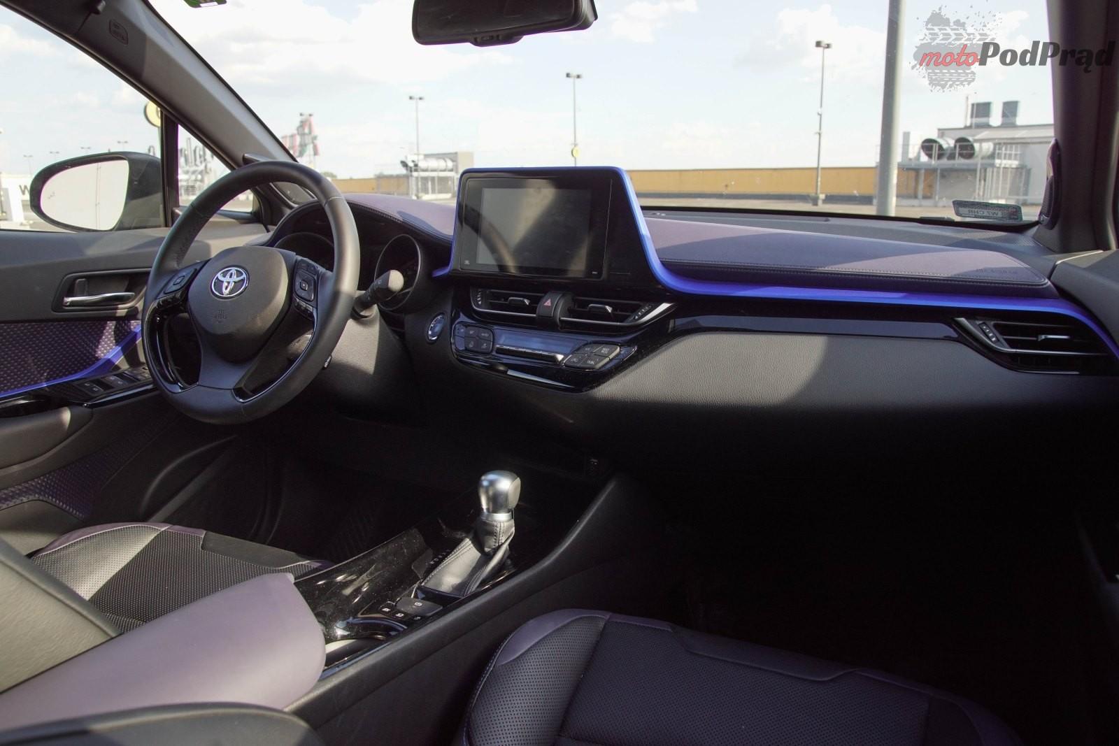 Toyota C hr 3 Test: Toyota C HR Hybrid   tanio i nowocześnie
