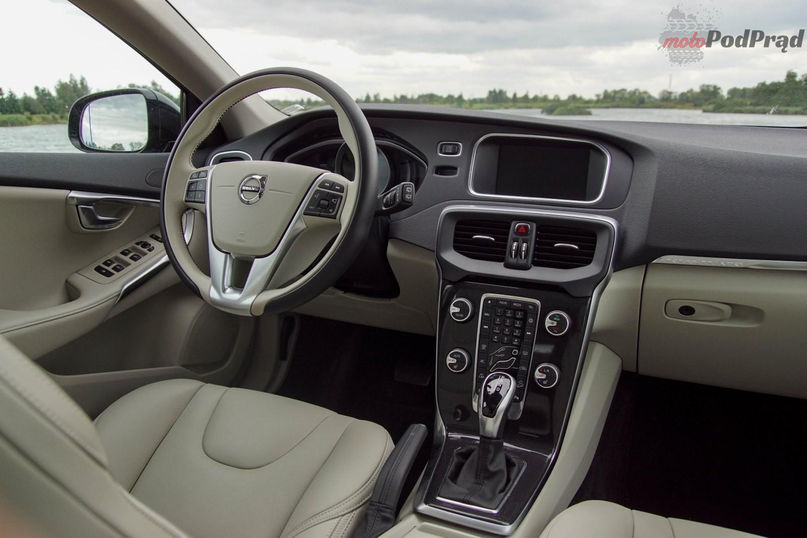 Volvo V40 CC 9 Test: Volvo V40 T5 AWD Cross Country – mocny, uterenowiony hatchback