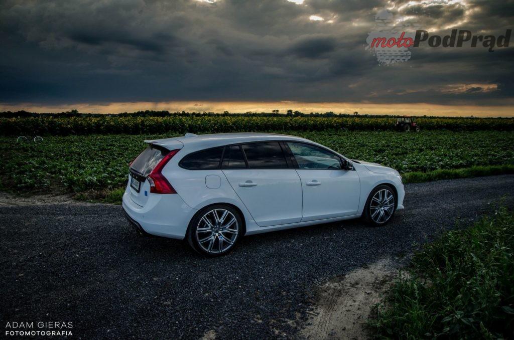 Volvo Polestar 25 1024x678 Minitest: Volvo V60 2.0t 367 KM Polestar   cichy zabójca