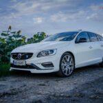 Volvo Polestar 40 150x150 Minitest: Volvo V60 2.0t 367 KM Polestar   cichy zabójca