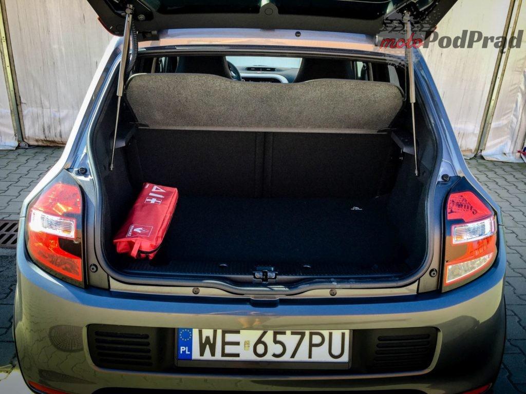 twinGO 14 1024x768 Test: Renault Twingo GT   sport przez małe s