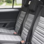volkswagen touran siedzenia tapicerka 150x150 Test: Volkwagen Touran 1.8 TSI Highline R Line. Dla ciebie, dla rodziny.