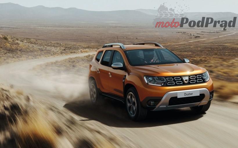1 Dacia Duster drugiej generacji zadebiutowała   cena ma być nadal przystępna