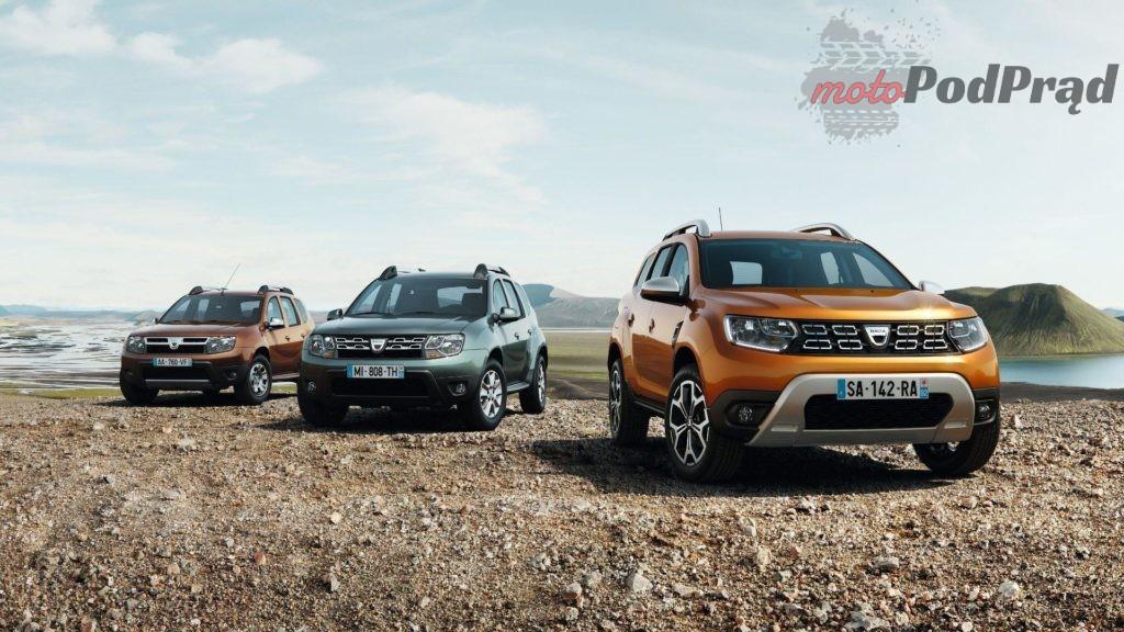 2 1024x576 Dacia Duster drugiej generacji zadebiutowała   cena ma być nadal przystępna