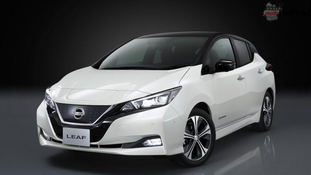 2018 nissan leaf 1 1024x576 Ładowanie samochodu elektrycznego w domu. Jak obniżyć ten koszt?