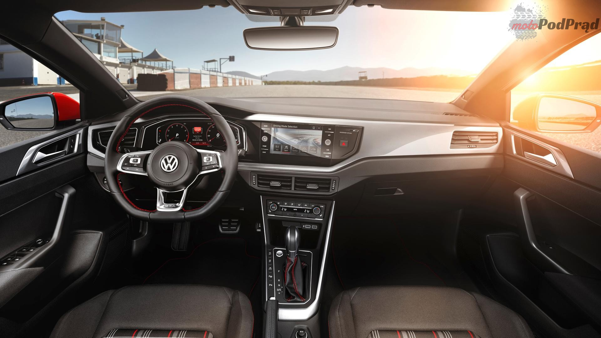 2018 volkswagen polo first look Upsizing w nowym Polo GTI