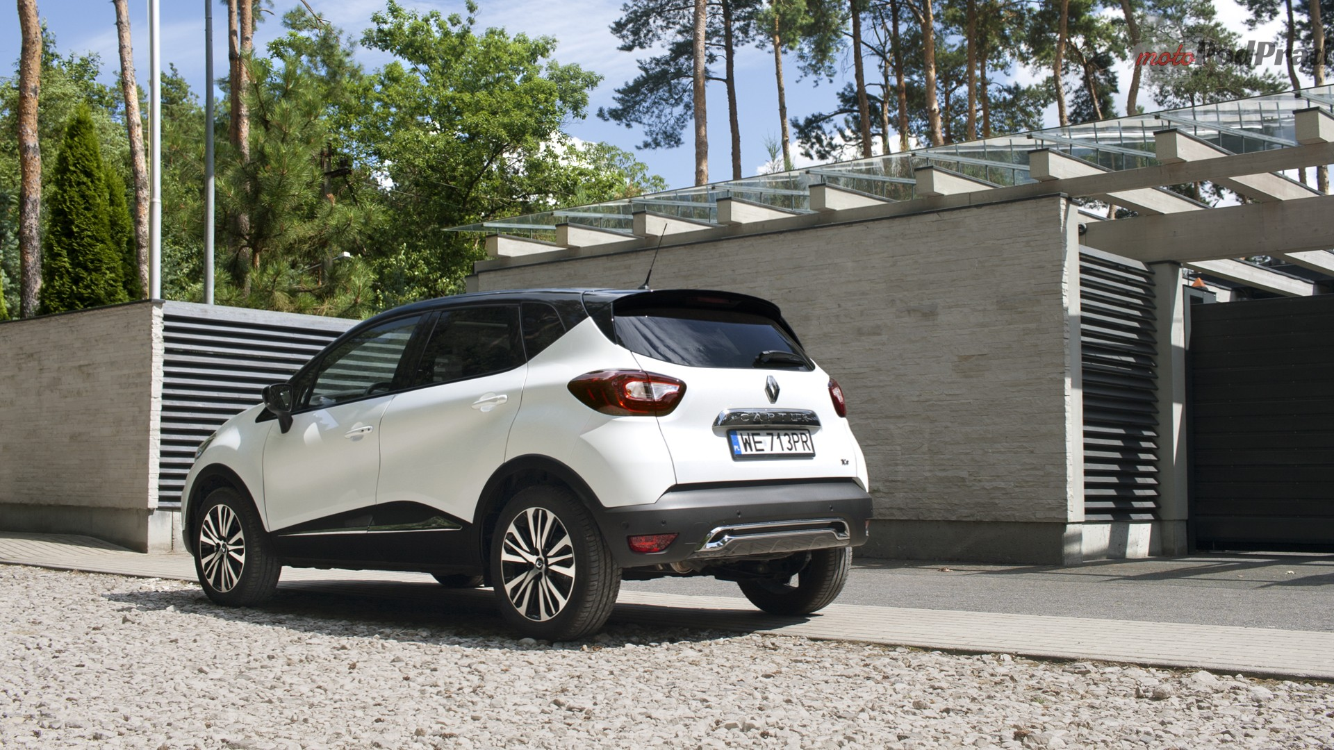 22 Test: Renault Captur Initiale Paris 1.2 Tce   diament w koronie?